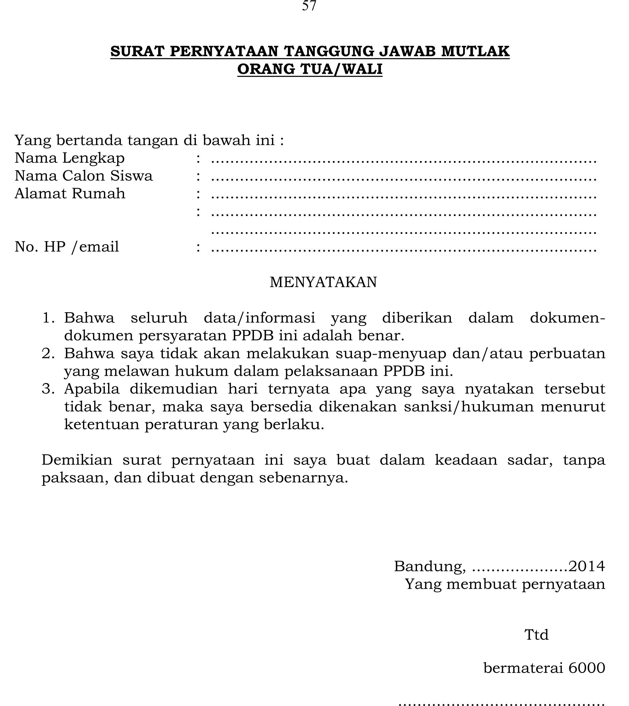 Informasi Ppdb 2014 2015 Smk Negeri 3 Kota Bandung